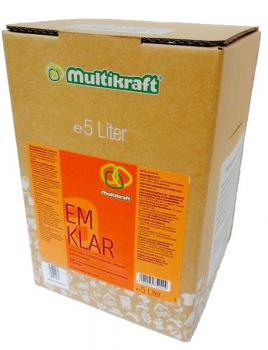 EM Klar Aktiv Bag in Box 5 Liter