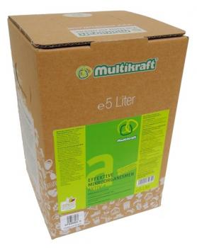 Mikroorganismen Aktiv Bag in Box 5 Liter