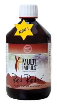 Red Redox Multi Impuls 0.5 Liter