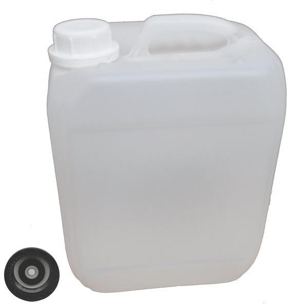 Ordentlich 5 Liter Kanister Entgasung mit Entgasungsdeckel ! - EM Paradies UO87